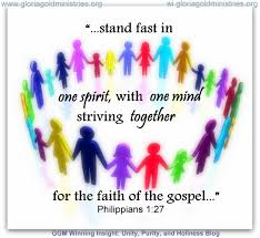 stand for unity