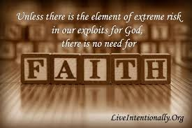 extreme faith