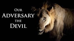satan lion