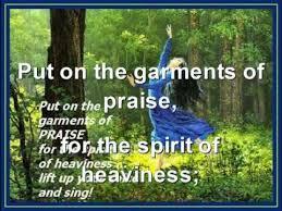 garment of praise