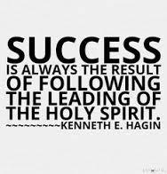 leading of Holy SPirit