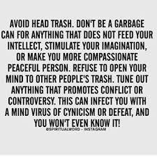 head-trash