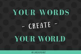 words create
