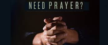 need-prayer