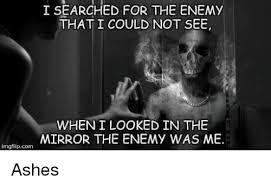 enemy self