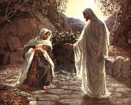 Jesus woman