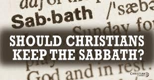 sabbath-christian