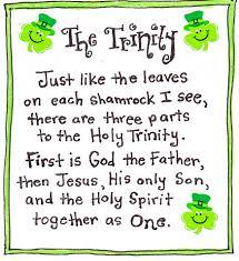St Pats trinity