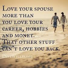 spouse love
