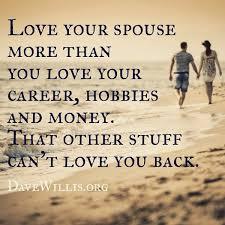spouse love