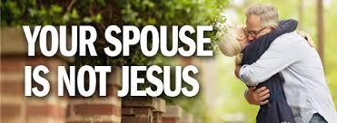 spouse not Jesus