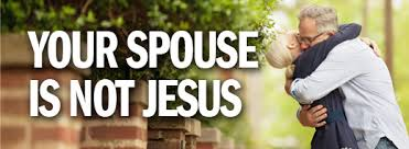 spouse not Jesus