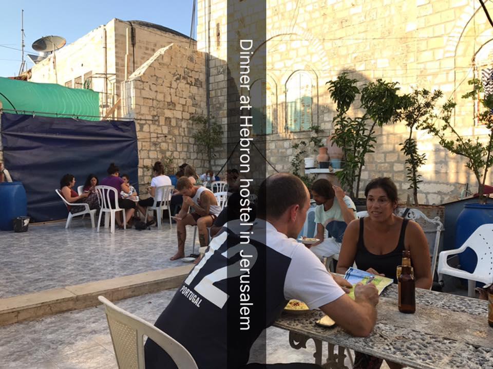 Hebron roof