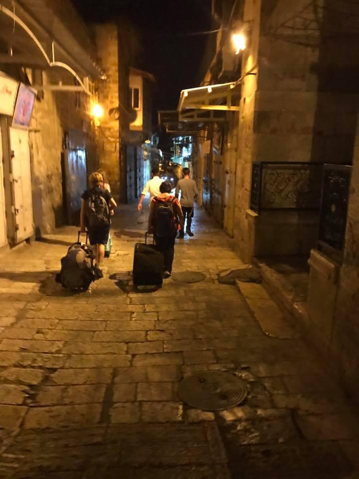 Jerusalem helpers
