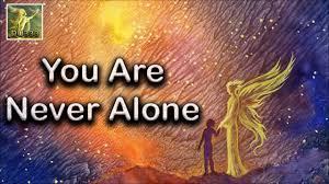 Abraham alone never