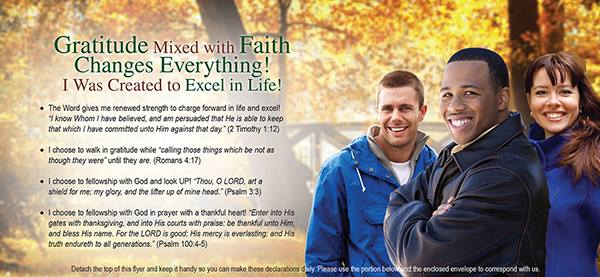 faith gratitude