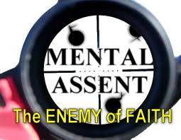 faith mental assent