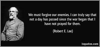Lee forgive