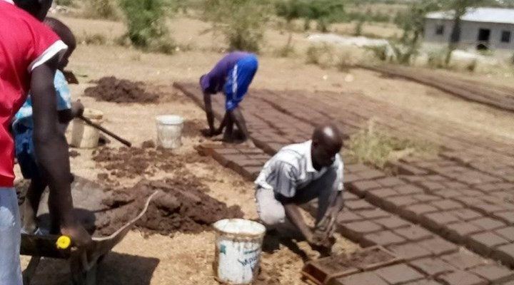Africa Community Development projects – God@Work